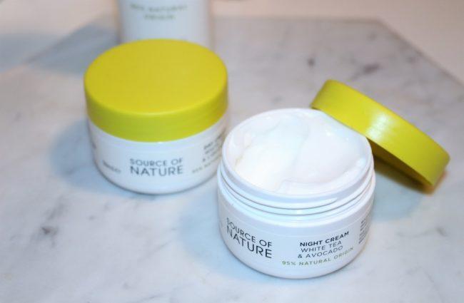 Source Of Nature Night Cream