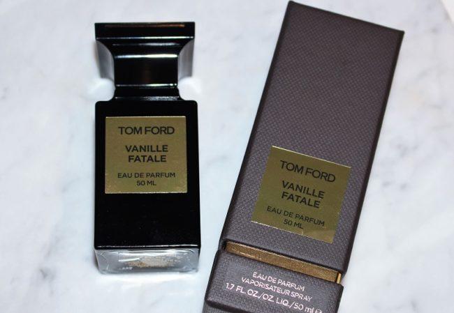 tom ford vanille fatale eau de parfum review new private. Black Bedroom Furniture Sets. Home Design Ideas
