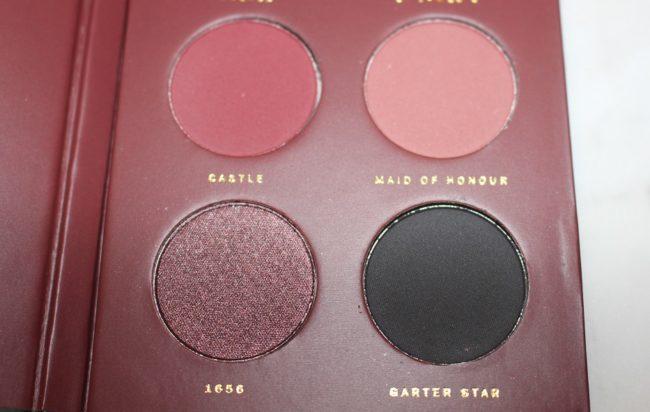 Zoeva Queen's Guard Eyeshadow Palette