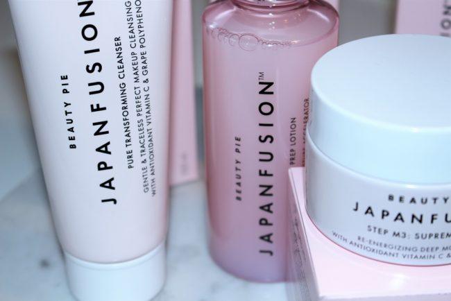 Beauty Pie Japan Fusion J-Beauty Skincare Range