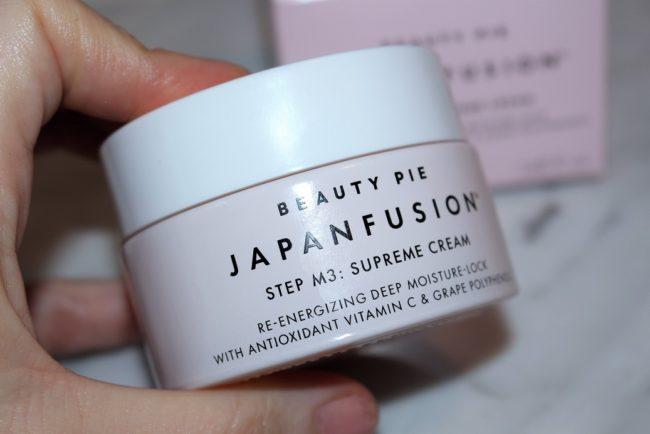 Beauty Pie Japan Fusion Supreme Cream