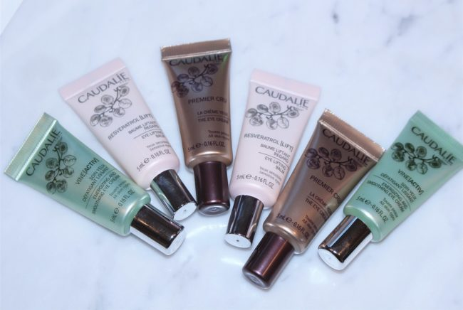 Caudalie Eyecare collection - Free Samples