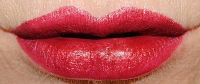 Charlotte Tilbury Opium Noir Matte Revolution Lipstick Swatch