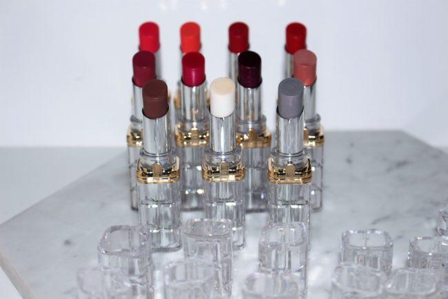 L'Oreal Paris Color Riche Shine Lipstick 2018