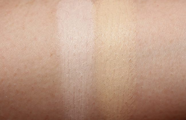 Max Factor Miracle Contouring Palette Swatches