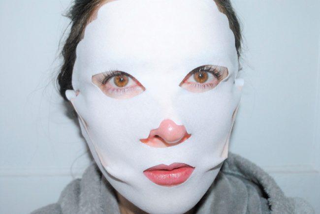 Trish McEvoy Instant Solutions Dry Sheet Mask