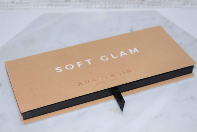 Anastasia Soft Glam Eyeshadow Palette Review & Swatches