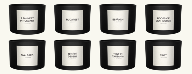 Avestan by Deciem Candles