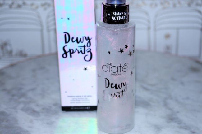 Ciate Dewy Spritz Luminous Prime & Set Spray