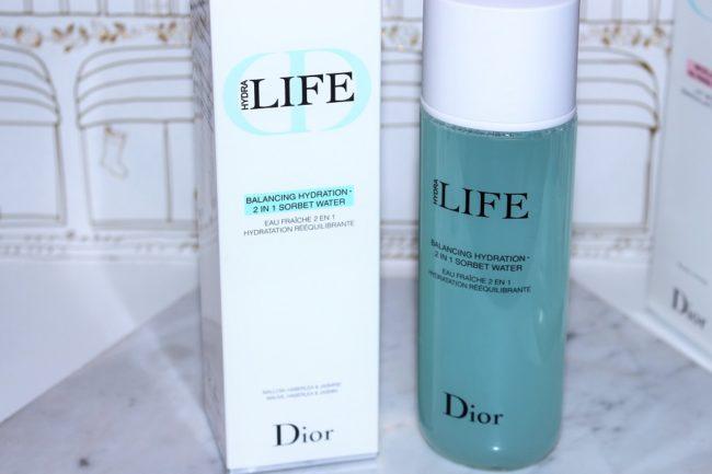 Dior Hydra Life Balancing Hydration Sorbet Water