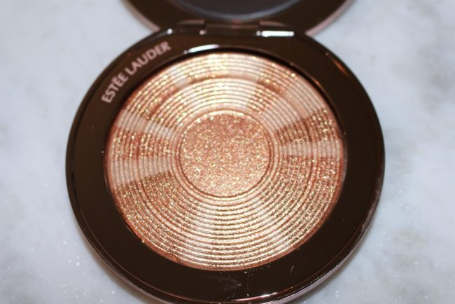 Estee Lauder Bronze Goddess 2018 Illuminating Powder Gelee - Heatwave