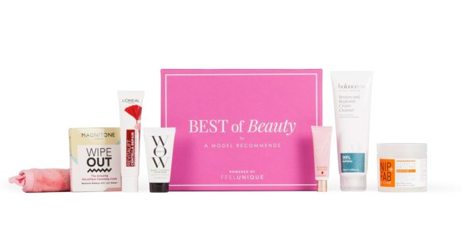 Feel Unique Ruth Crilly Best of Beauty Boxes - Rescue