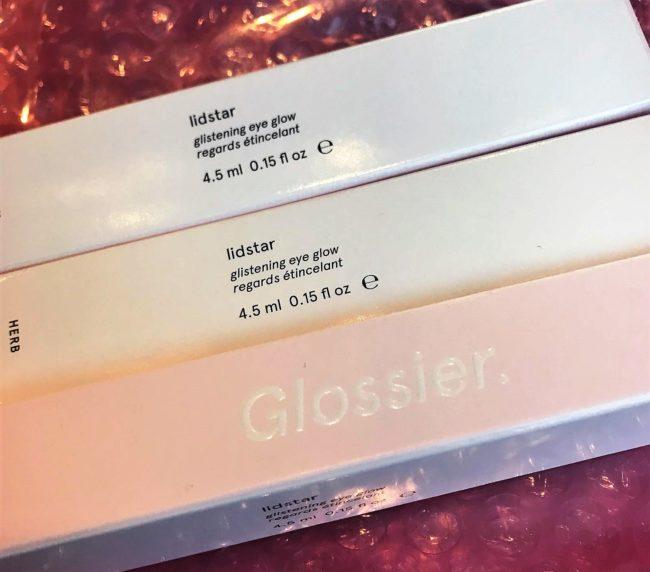 Glossier Lidstar Glistening Eye Glow