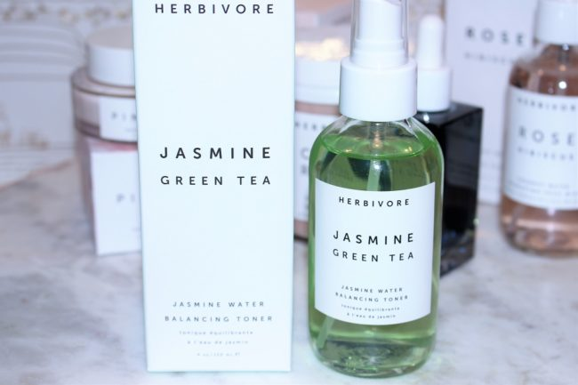Herbivore Botanicals Jasmine Green Tea Balancing Face Mist