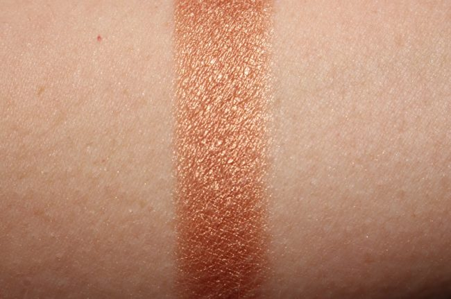 NARS Highlighting Powder Collection 2018 St Barths Swatch
