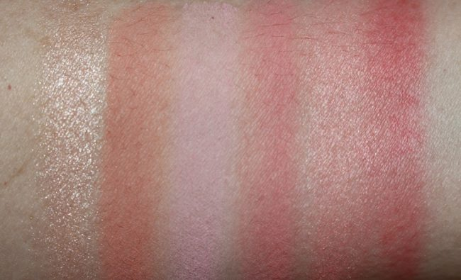 Exposed Cheek Palette by NARS #9