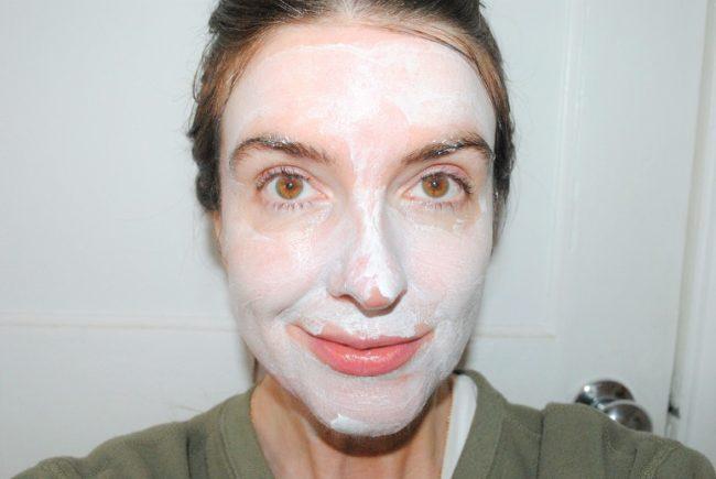 Origins Madeleine Shaw Glowconuts Moisture Mask
