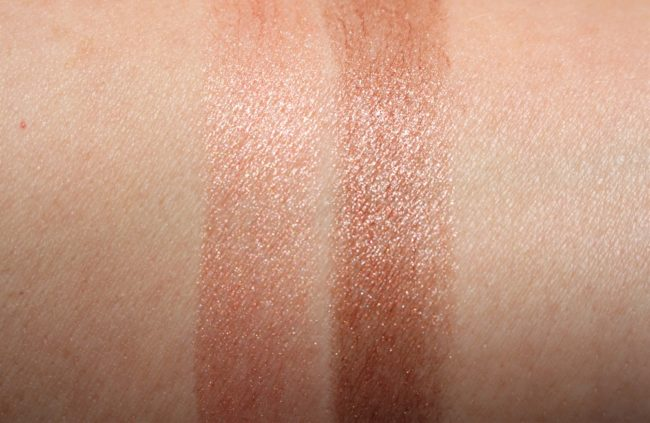Tom Ford Soleil Summer 2018 Lip Colour Sheer - Nudiste & Bambou Swatches