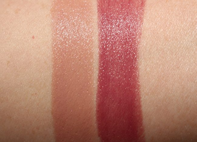 Tom Ford Soleil Summer 2018 Ultra Shine Lip Colour - Bare & Luscious Swatches