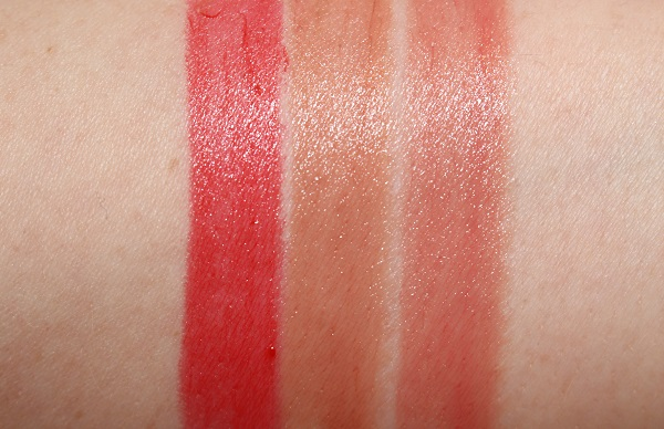Tom Ford Summer Soleil 2019 Lip Color Sheer Swatches