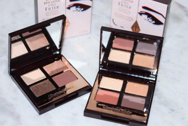 Charlotte Tilbury Bigger Brighter Eyes - Exaggereyes & Transformeyes Palettes