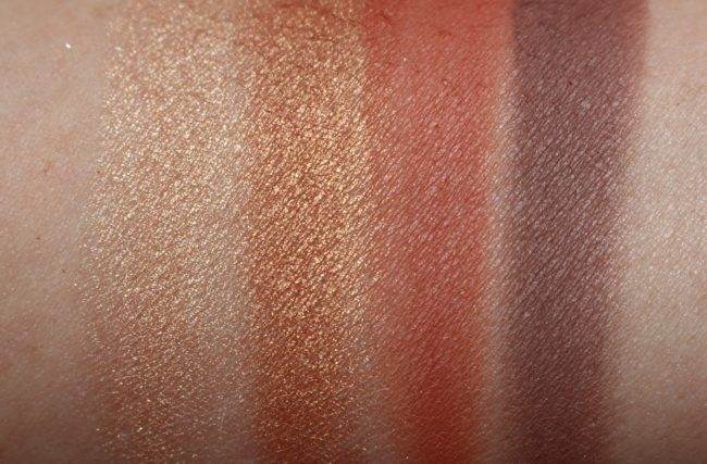 Charlotte Tilbury Bigger Brighter Eyes Tranformeyes Palette Swatches