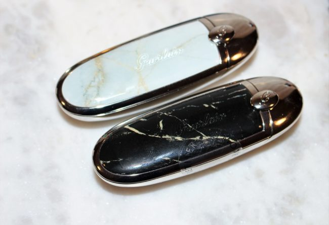 Guerlain Rouge G Marble Cases - Minimal Chic & Neo Gothic