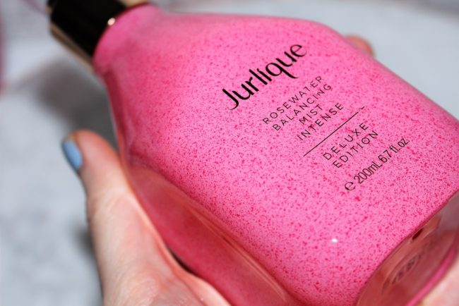 Jurlique Rosewater Balancing Mist Intense 2018 Deluxe Edition