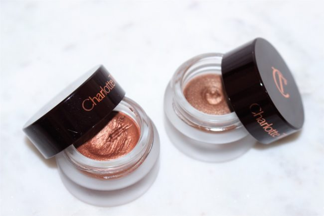 Charlotte Tilbury Star Gold vs Bette Comparison
