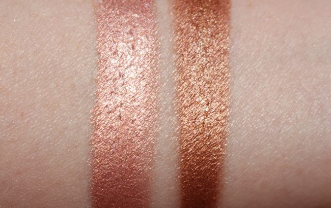 Glowgasm Swatches