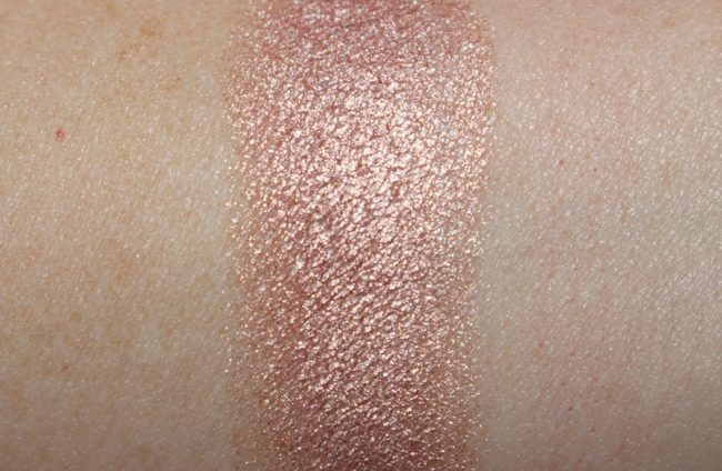 MAC Mirage Noir Sun Speck Eyeshadow Swatch
