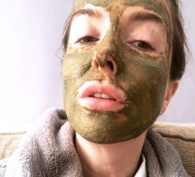 Marie Reynolds Dermabiome Skin Food Facial Mask