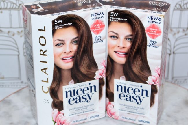 New Clairol Nice'n Easy