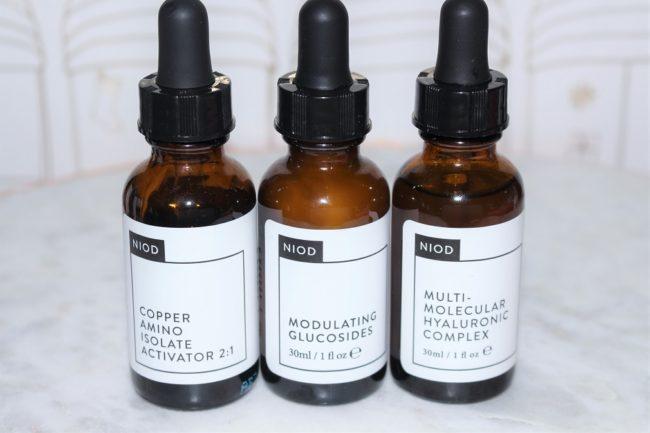 NIOD Modulating Glucosides (MG)