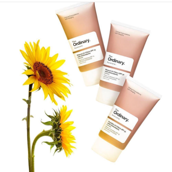 The Ordinary Suncare Mineral UV Filters with Antioxidants