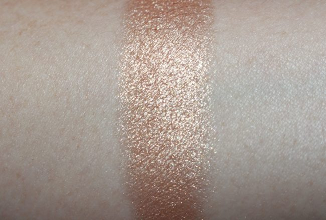 YSL Summer 2018 La Sahariennes Bronzing Stone - Golden Bliss Swatch