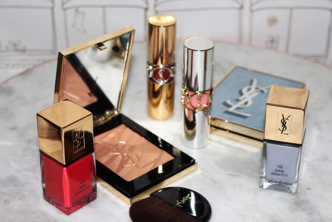 YSL Summer 2018 Urban Escape Makeup Collection
