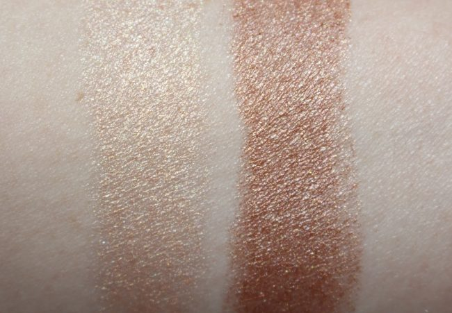 Crayola Beauty Highlighter Swatches