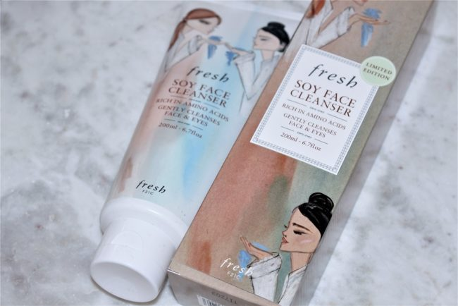 Fresh Soy Face Cleanser Limited Edition