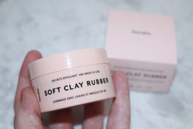 LIXIR Soft Clay Rubber No Bits Exfoliant & Mask