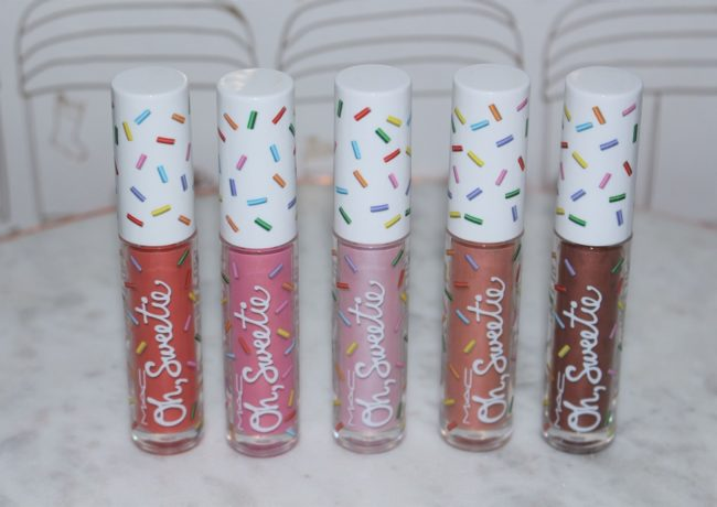 MAC Oh Sweetie Lipcolour