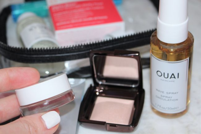 Space NK Travel Bag & Travel Minis Holiday Heroes