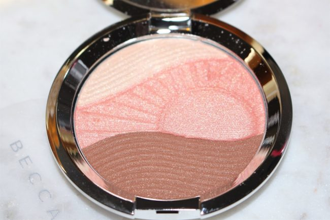 BECCA Chrissy Teigen Endless Bronze and Glow Compact