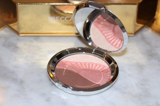 BECCA Chrissy Teigen Endless Bronze and Glow Compact
