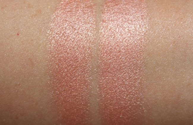 BECCA Chrissy Teigen Endless Bronze and Glow Compact Swatches