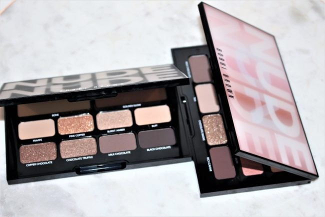 Bobbi Brown Nude on Nude Eyeshadow Palettes