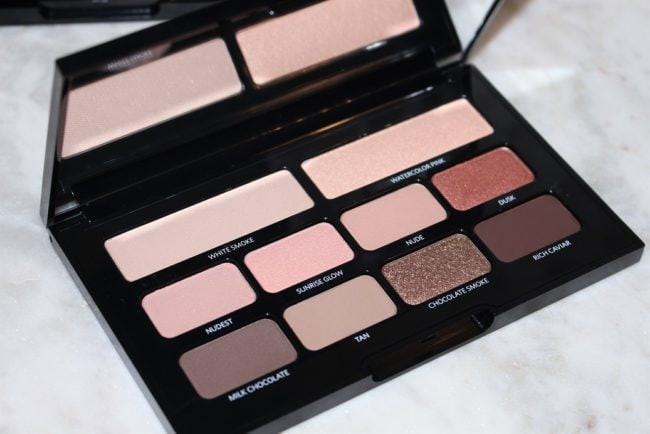 Bobbi Brown Nude on Nude Eye Palette Rosy Nudes Edition