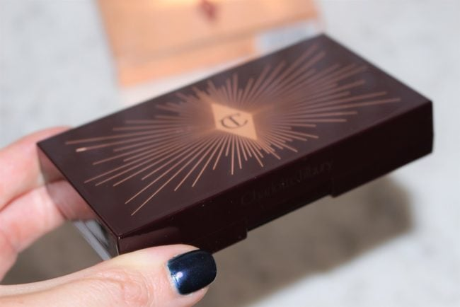 Charlotte Tilbury Bar of Gold Trio Palette