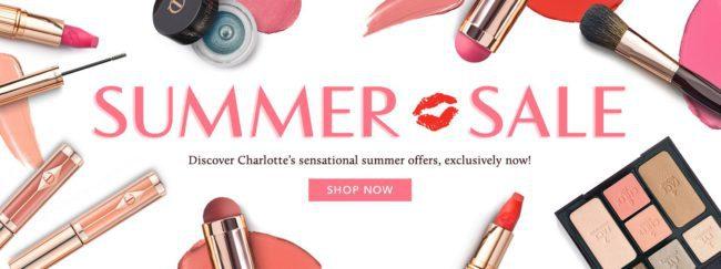 Charlotte Tilbury Summer Sale - Top Picks
