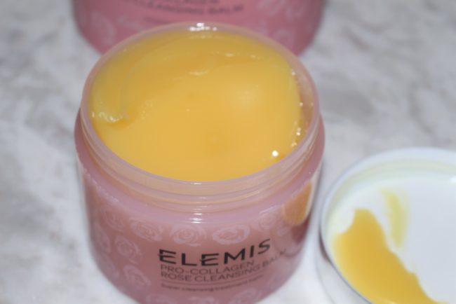 Elemis Pro Collagen Rose Cleansing Balm